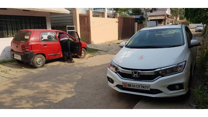 Used 2017 Honda City Car In Patna