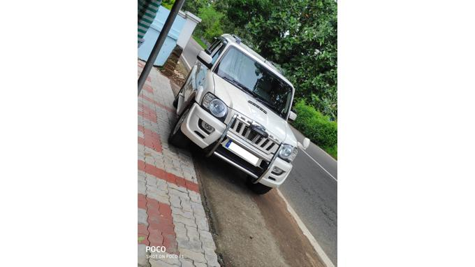Used 2010 Mahindra Scorpio Car In Thrissur