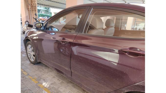 Used 2012 Hyundai Verna Car In Pune