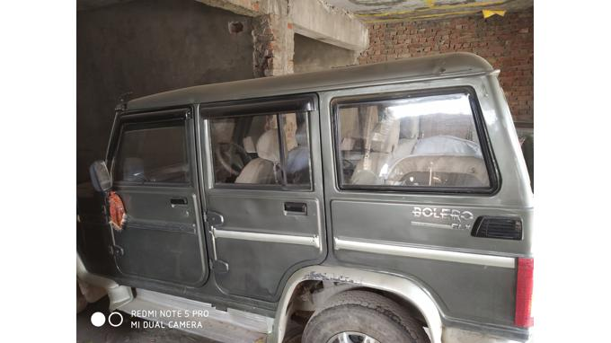Used 2007 Mahindra Bolero Car In Gorakhpur