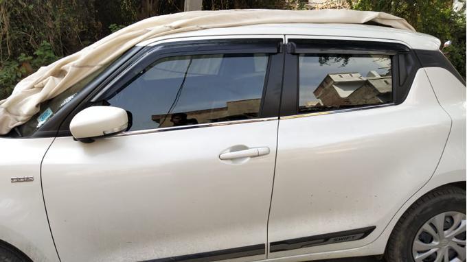Used 2018 Maruti Suzuki Swift Car In Vadodara