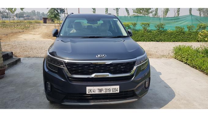 Used 2019 Kia Seltos Car In Rudrapur