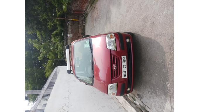 Used 2011 Hyundai Santro Xing Car In Lucknow