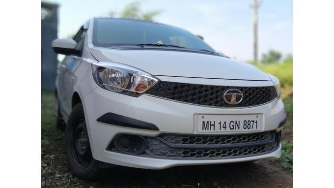 Used 2018 Tata Tigor Car In Pimpri-Chinchwad