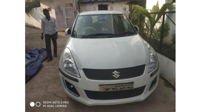 Used 2017 Maruti Suzuki Swift Car In Bhopal