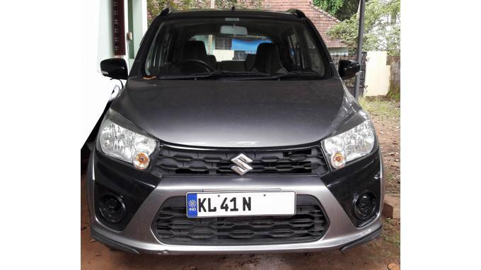 Used 2017 Maruti Suzuki Celerio X Car In Cochin