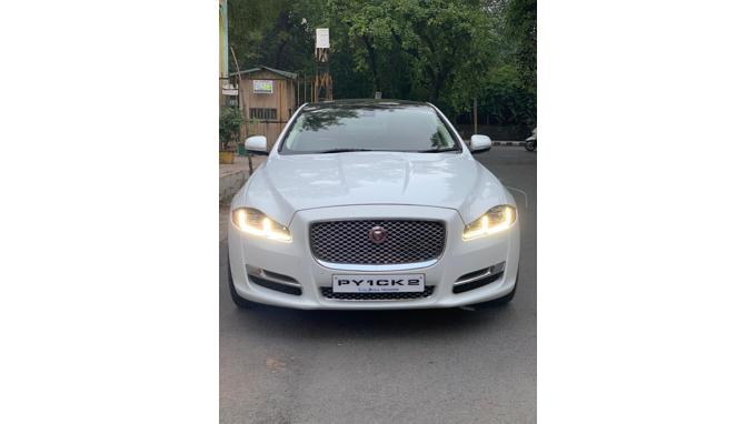 Used 2017 Jaguar XJ L Car In New Delhi