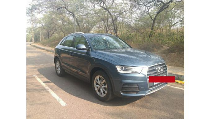 Used 2015 Audi Q3 Car In Mumbai
