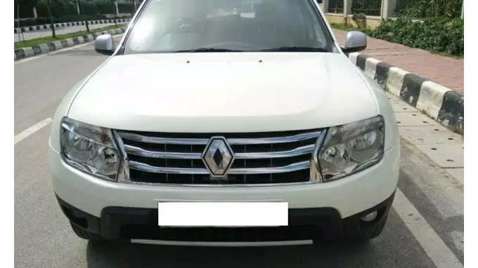 Used 2013 Renault Duster Car In New Delhi