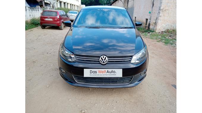 Used 2011 Volkswagen Vento Car In Coimbatore