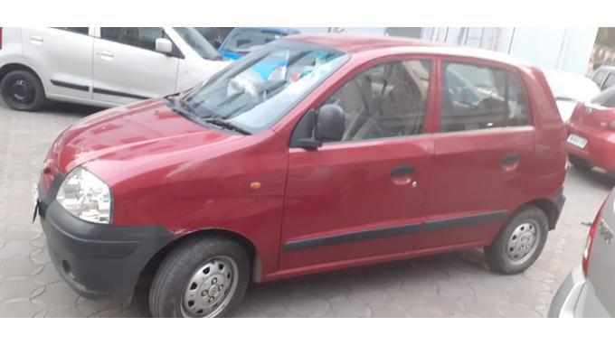Used 2009 Hyundai Santro Xing Car In Kolkata