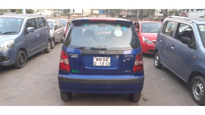 Used 2010 Hyundai Santro Xing Car In Kolkata
