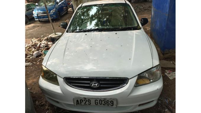 Used 2005 Hyundai Accent Car In Hyderabad