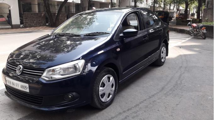 Used 2012 Volkswagen Vento Car In Pune