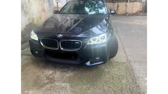 Used 2014 BMW 5 Series Car In Mumbai