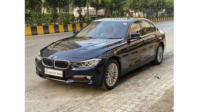 Used 2013 BMW 3 Series Car In Mumbai