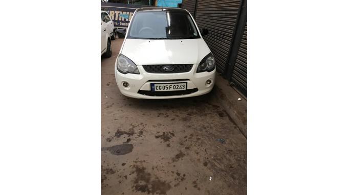 Used 2009 Ford Fiesta Car In Bhilai