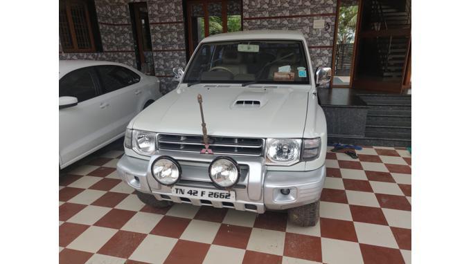 Used 2012 Mitsubishi Pajero Car In Coimbatore