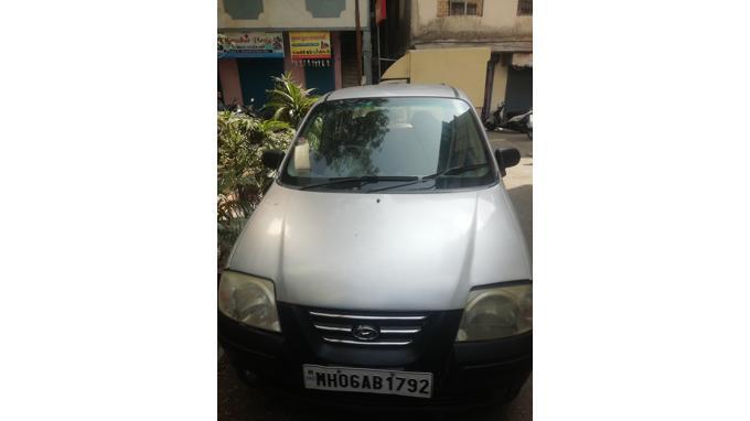 Used 2005 Hyundai Santro Xing Car In Mumbai