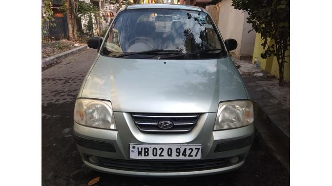 Used 2004 Hyundai Santro Xing Car In Kolkata