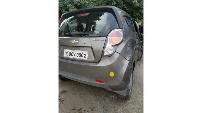 Used 2011 Chevrolet Beat Car In New Delhi