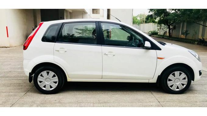 Used 2011 Ford Figo Car In Pune