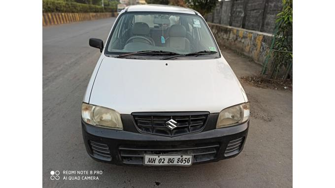 Used 2008 Maruti Suzuki Alto Car In Mumbai