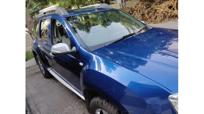 Used 2013 Renault Duster Car In Coimbatore