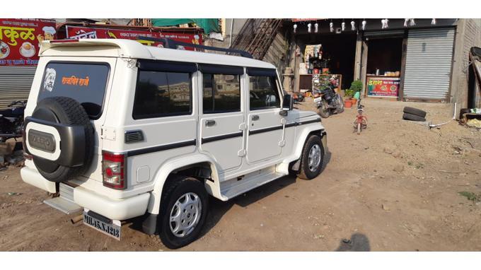 Used 2012 Mahindra Bolero Car In Solapur