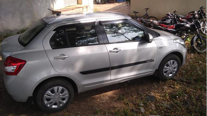 Used 2014 Maruti Suzuki Swift DZire Tour Car In Mumbai