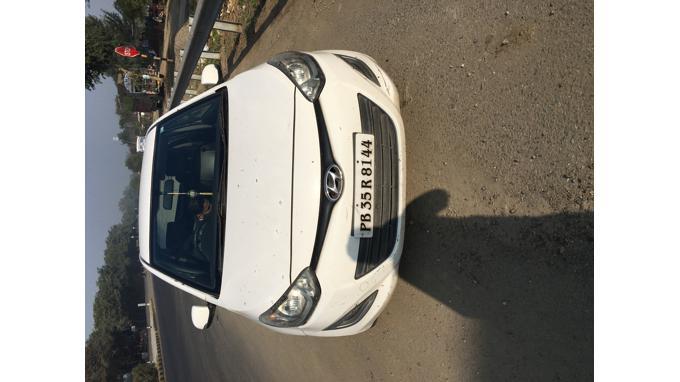 Used 2012 Hyundai i20 Car In Pathankot