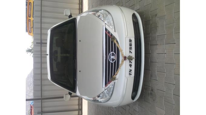 Used 2010 Tata Manza Car In Salem