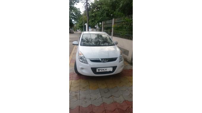 Used 2010 Hyundai i20 Car In Indore