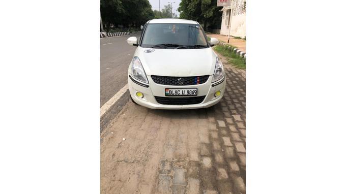 Used 2013 Maruti Suzuki Swift Car In New Delhi