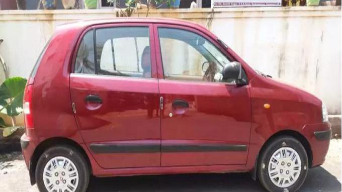 Used 2006 Hyundai Santro Xing Car In Chennai