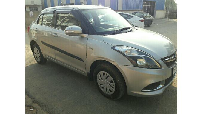 Used 2015 Maruti Suzuki Swift Dzire Car In Alwar