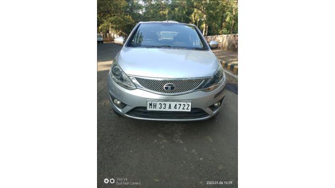 Used 2015 Tata Bolt Car In Amravati