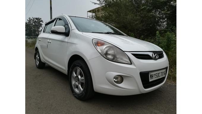 Used 2011 Hyundai i20 Car In Shirdi