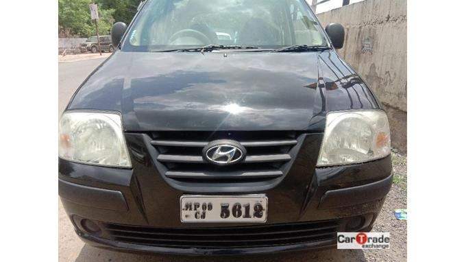 Used 2010 Hyundai Santro Xing Car In Indore