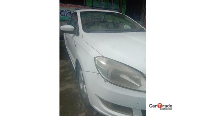 Used 2012 Skoda Rapid Car In Indore