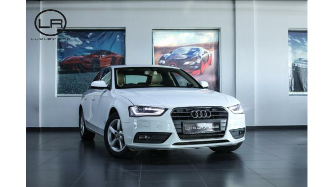 Used 2012 Audi A4 Car In Jagraon