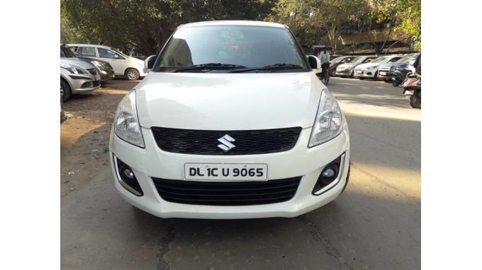 Used 2016 Maruti Suzuki Swift Car In New Delhi