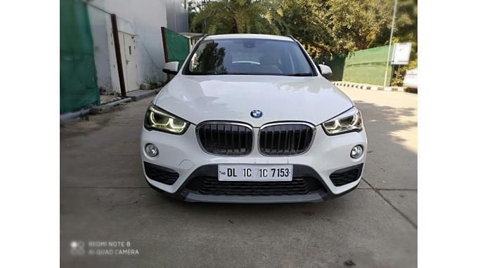 Used 2017 BMW X1 Car In New Delhi