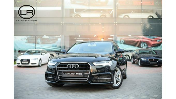Used 2015 Audi A6 Car In Jagraon