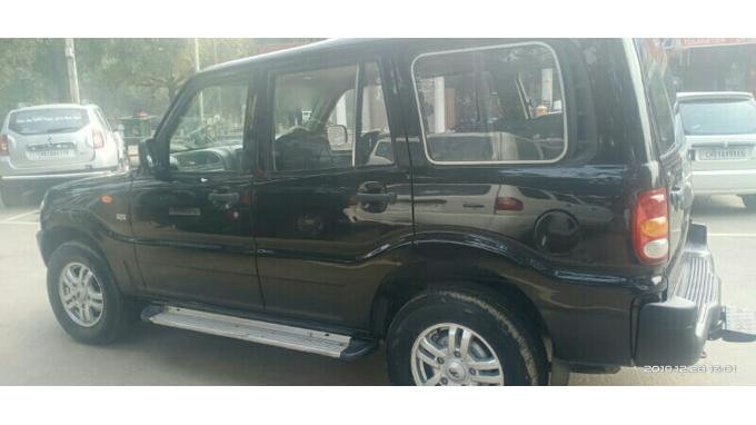 Used 2007 Mahindra Scorpio Car In Mohali