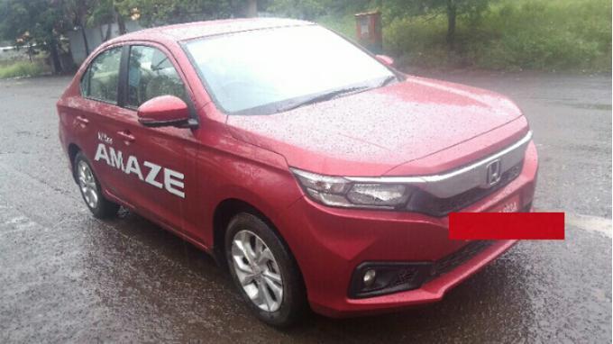Used 2018 Honda Amaze Car In Pune
