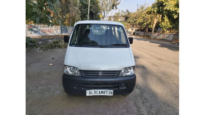 Used 2017 Maruti Suzuki Eeco Car In New Delhi