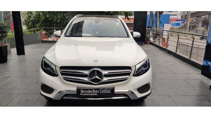 Used 2016 Mercedes Benz GLC Car In Visakhapatnam