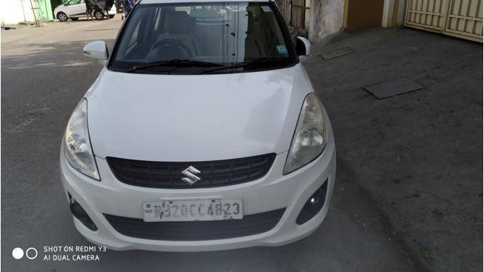 Used 2012 Maruti Suzuki Swift Dzire Car In Kota