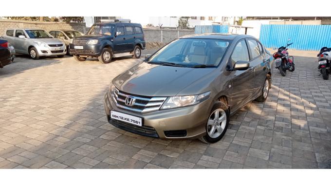 Used 2013 Honda City Car In Pune